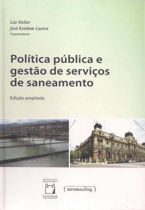 <p>Política pública de gestão de serviços de saneamento</p>