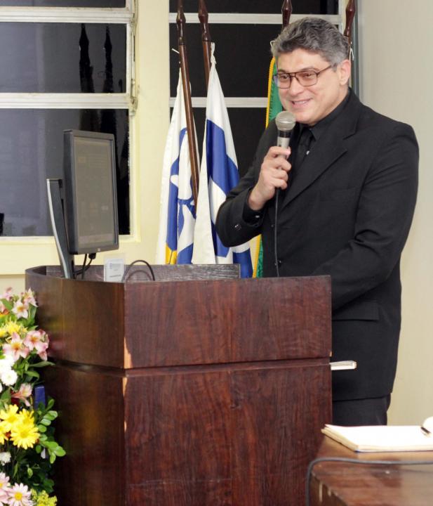 Presidente da ABES seção Bahia, Arnor de Oliveira F. Junior